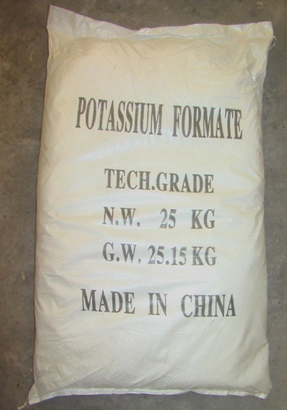 Potassium Formate for Oil Drilling